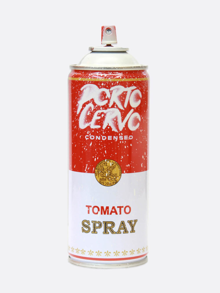 Spray Can Porto Cervo White