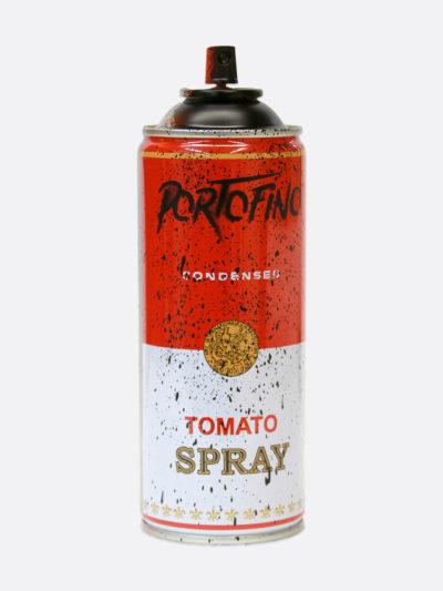 Spray Can Portofino Black