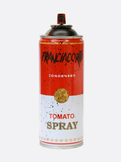 Spray Can Franciacorta Black