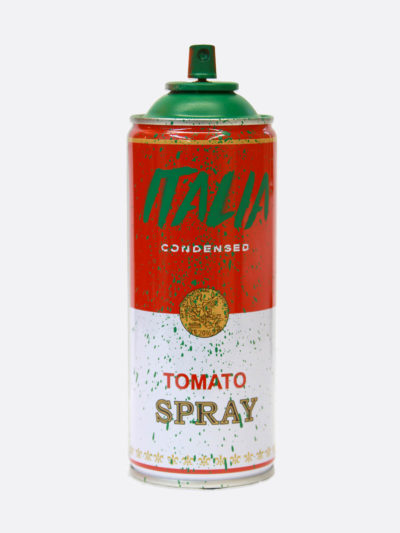 Spray Can Italia Green