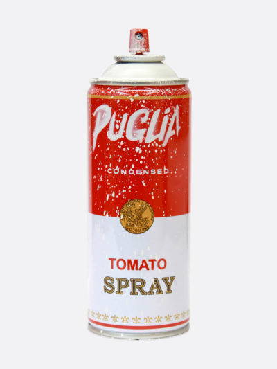 Spray Can Puglia White