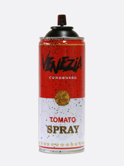 Spray Can Venezia Black