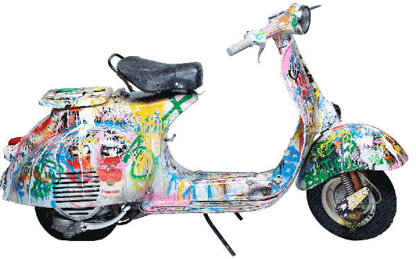 milan-is-beautiful-mrbrainwash-vespa